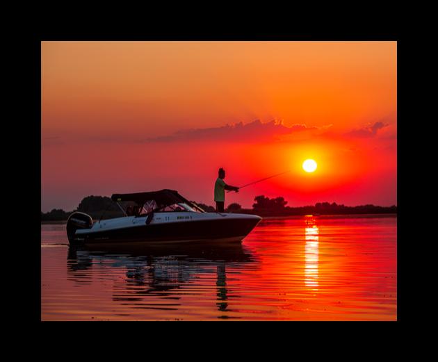 Pescuit de lux Delta Dunarii