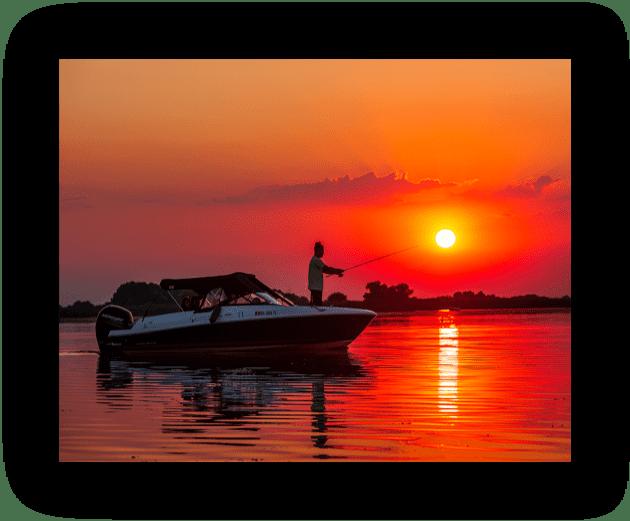 Pescuit Delta Dunarii